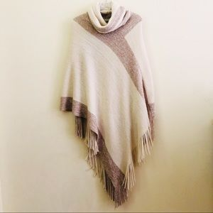 Anthropologie | Moth Pont Neuf Poncho in Natural
